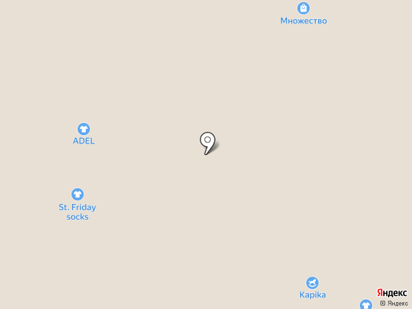 Game Zone на карте