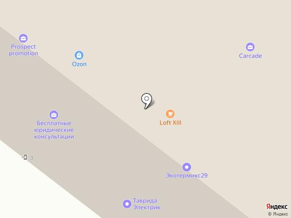 НСГ Страхование жизни на карте