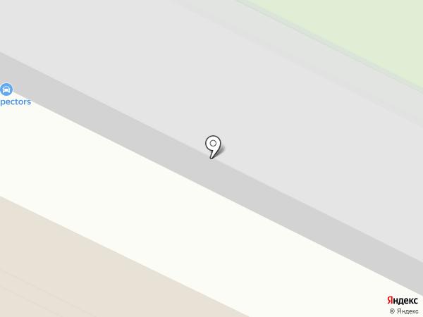 Магнумавто на карте