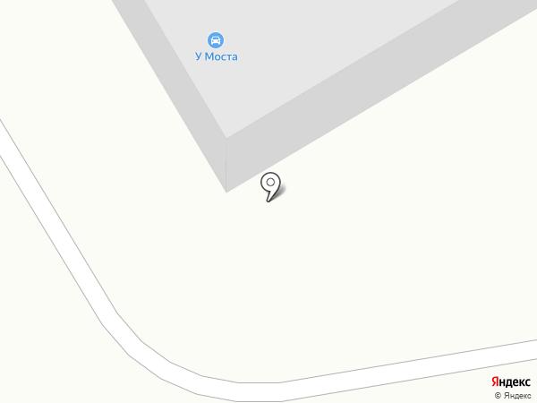 Визон на карте