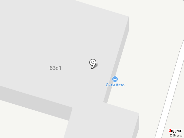 Сити Авто на карте