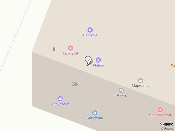 САИН-Инвест на карте