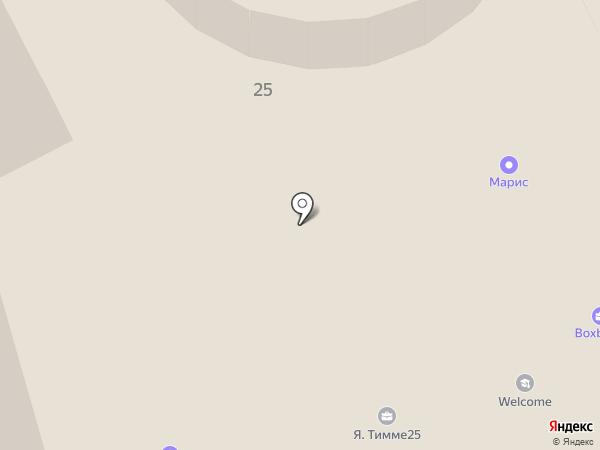 Перец на карте