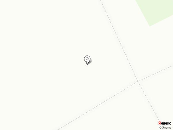Тепличный на карте