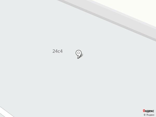 Гепард-сервис на карте