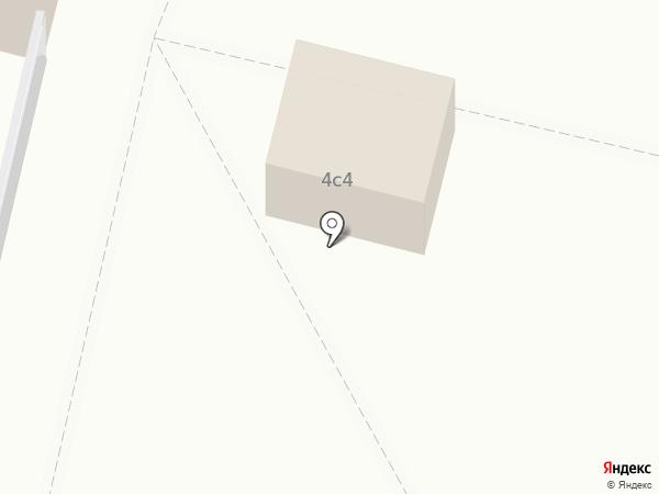 Золотая Нива на карте