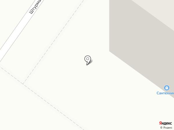 М-Квантум на карте