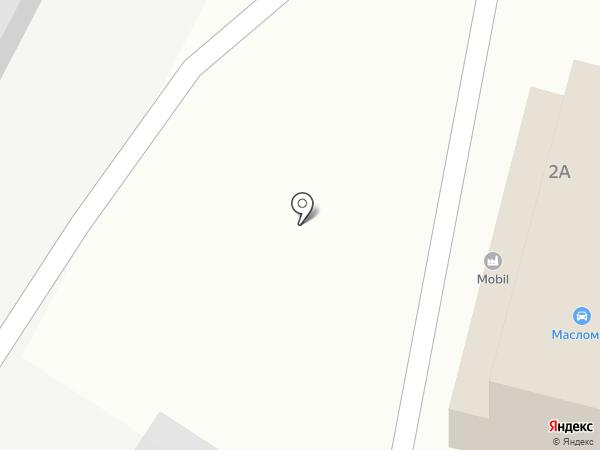 Эвакуационная фирма на карте