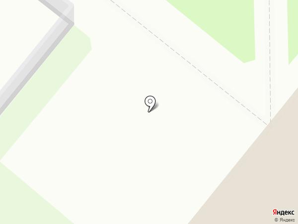 Костромской Лес на карте
