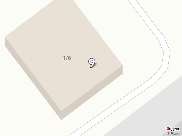 Ассер на карте