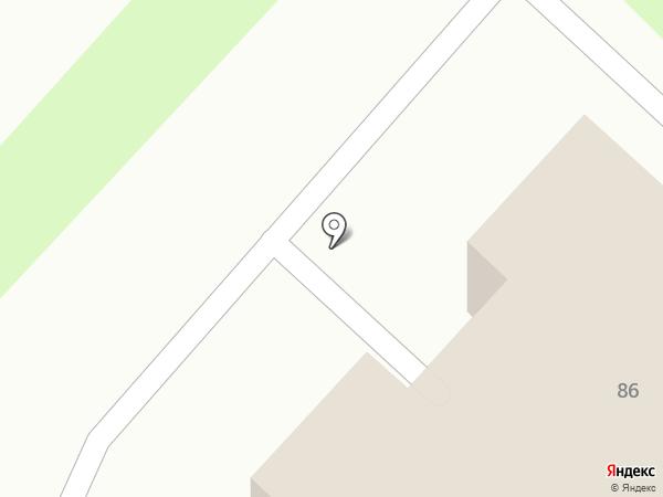 Автомойка на Заволжской на карте