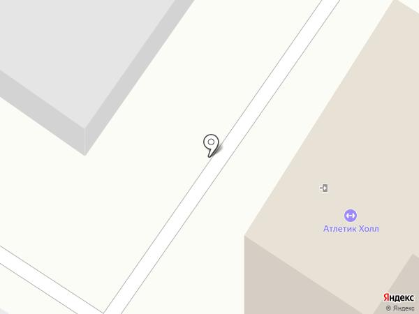 СПАРТА на карте