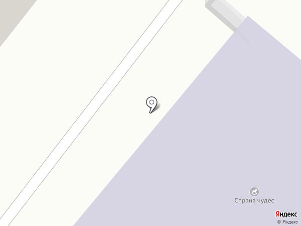 Заволжье на карте