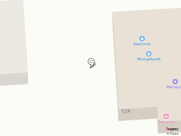 ФАКТУРА на карте