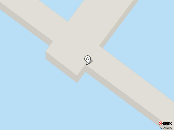 Центральная спасательная станция на карте
