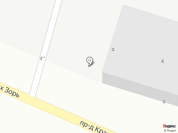 ДИАГОНАЛЬ на карте