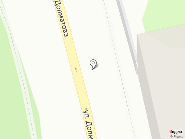 Юрист44 на карте