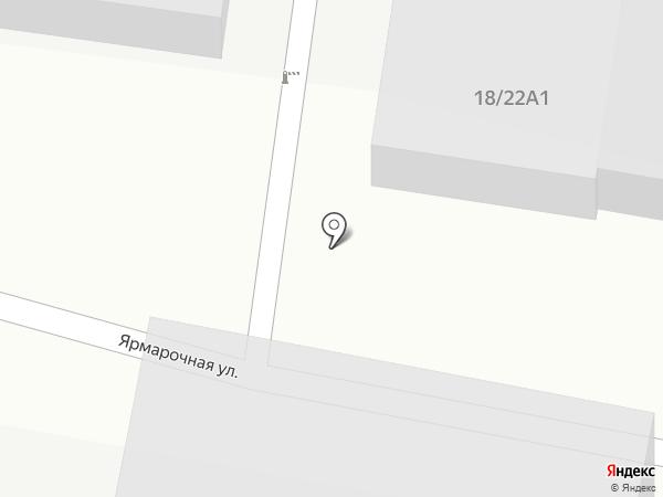 Умный дом на карте