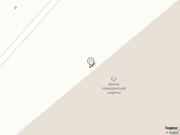 Центр гражданской защиты г. Костромы на карте