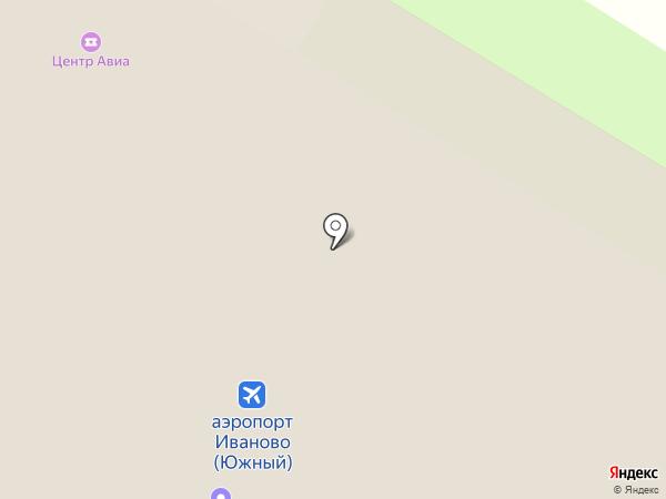 Музей военно-транспортной авиации на карте