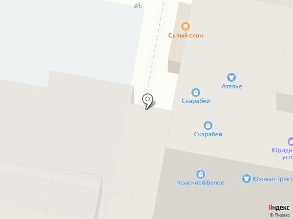 GADGET сервис на карте