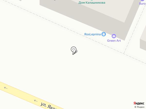 ДомАкс на карте