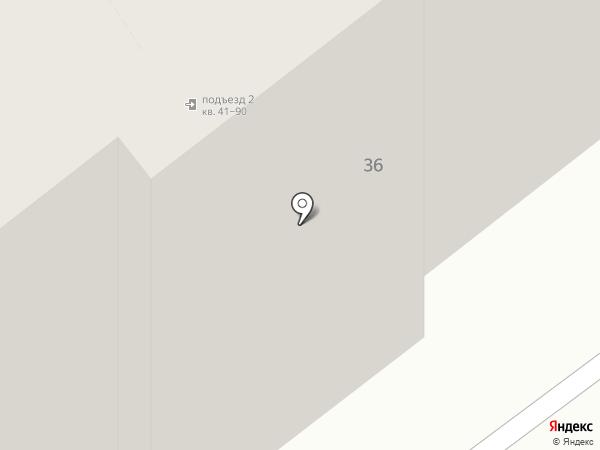 АКТИВ-36 на карте