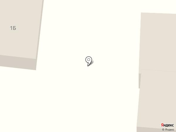 Валенок на карте