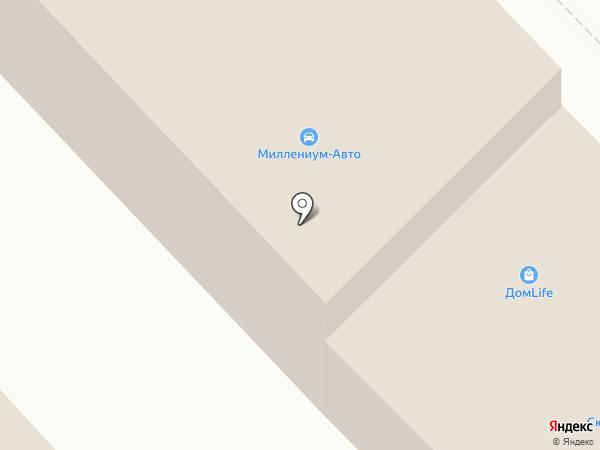 Арника на карте