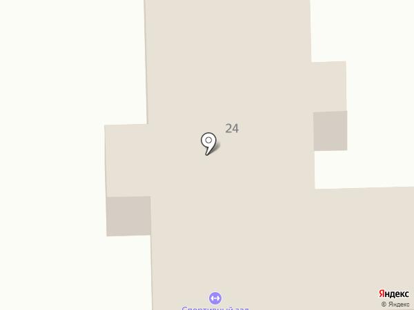 Юлианна на карте