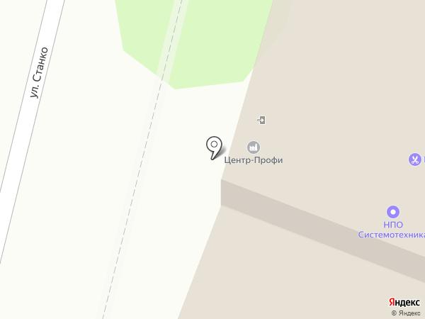 Спецавтоматика-2 на карте