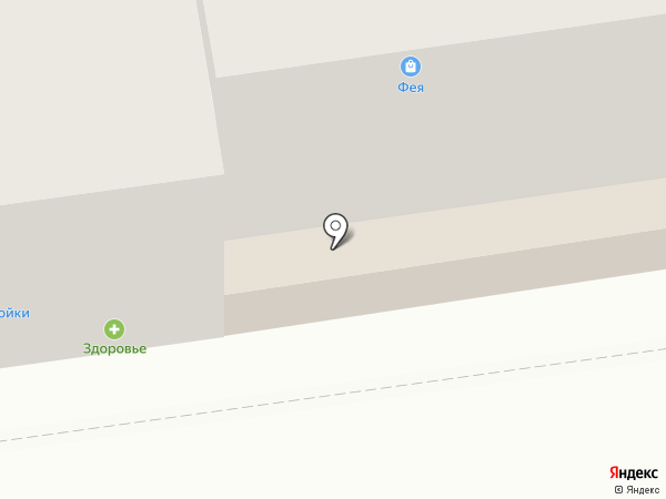 Купец на карте