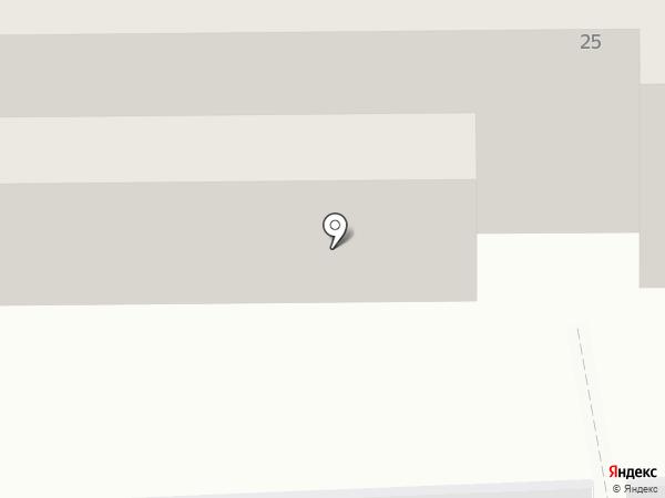 Дом 25, ТСЖ на карте