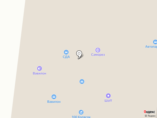 Auto Plaza на карте