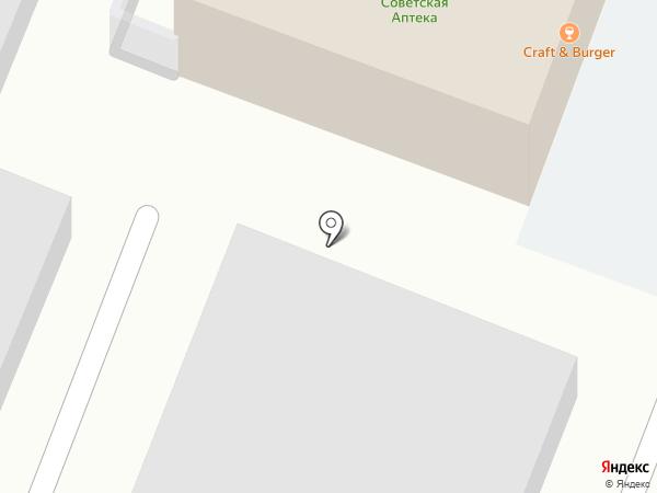 Безопасный дом на карте