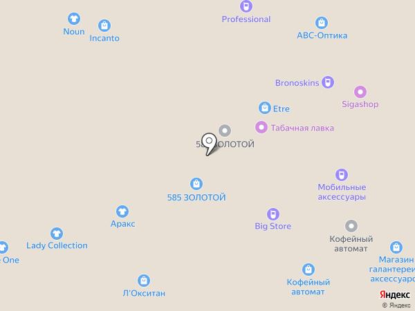 Частник на карте