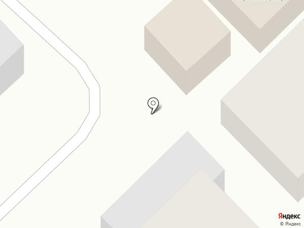 Киоск автозапчастей на карте