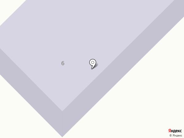 Средняя общеобразовательная школа №13 пос. Глубокий на карте