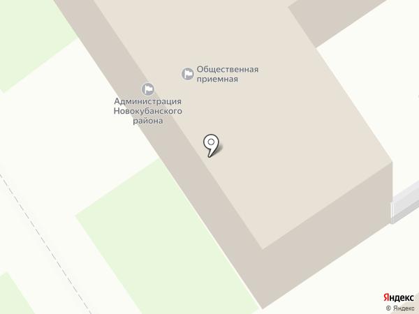 Ситуационный центр на карте