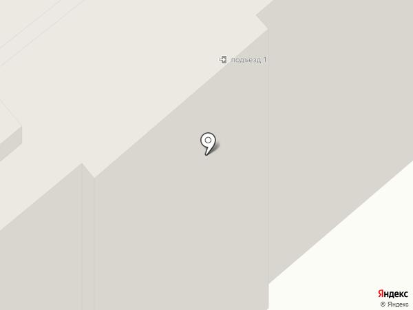 Кондоминиум Юг и Ко, ТСЖ на карте
