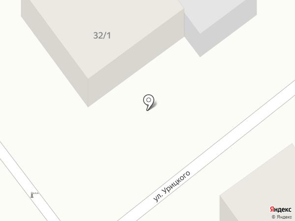 Авто-Импульс на карте