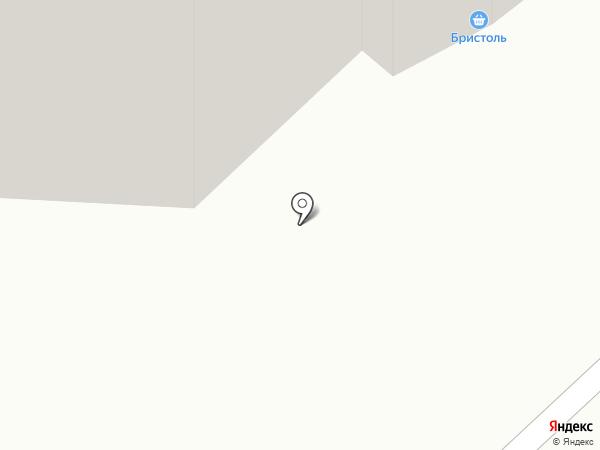 Прищепка на карте