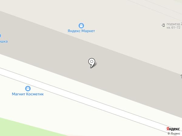 Хозяюшка на карте