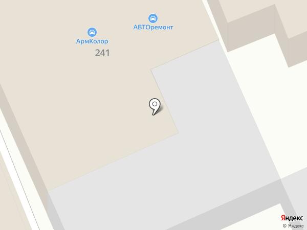 ARM-COLOR на карте