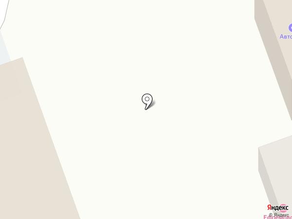 Авто Ток на карте