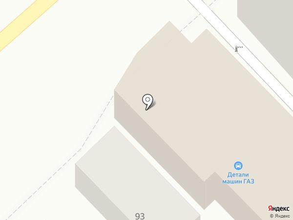 Воркер23 на карте