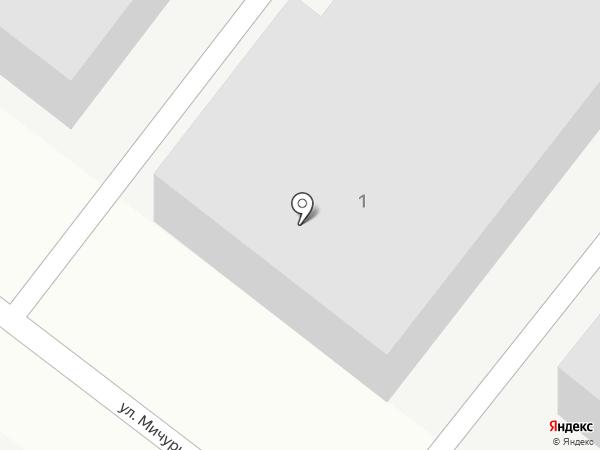 Автосервисная мастерская на карте