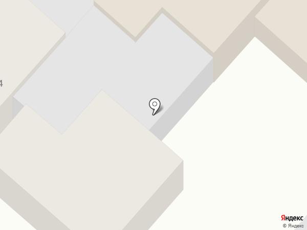 Буше на карте
