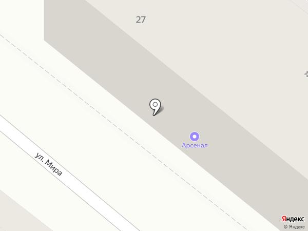 Админ24 на карте