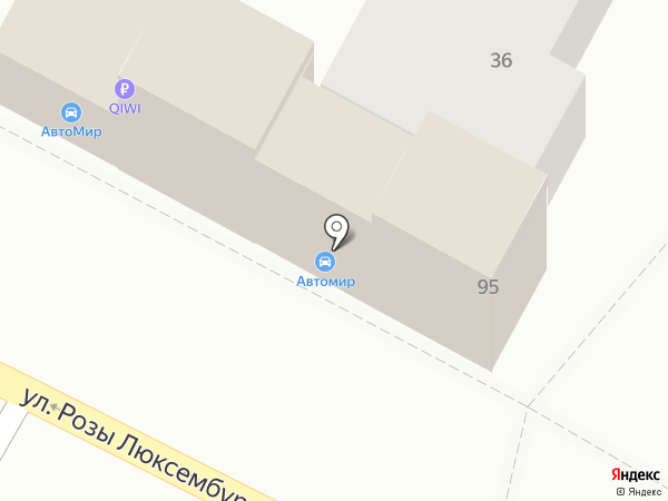 Автоювелир на карте